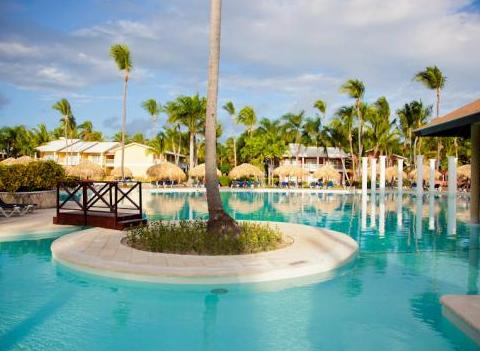 Grand Palladium Bavaro Resort Spa Pool 8