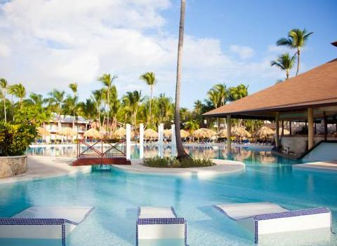 Grand Palladium Bavaro Resort Spa Pool 9