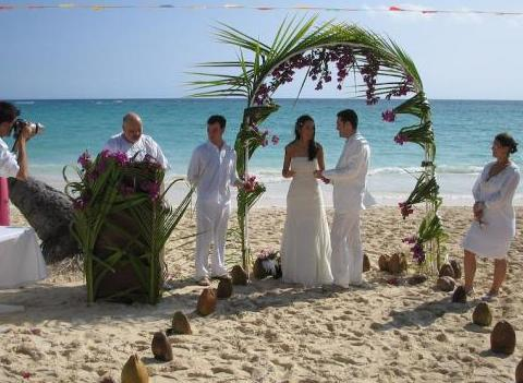 Grand Palladium Bavaro Resort Spa Wedding 2