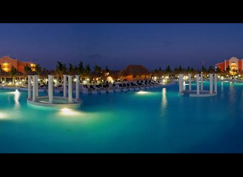 Grand Palladium Colonial Kantenah Pool 6