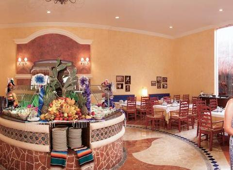Grand Palladium Colonial Kantenah Restaurant 13