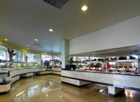 Grand Palladium Colonial Kantenah Restaurant 26
