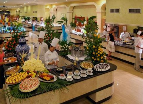 Grand Palladium Colonial Kantenah Restaurant 3