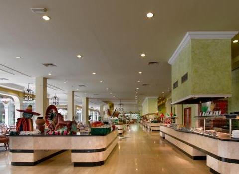 Grand Palladium Colonial Kantenah Restaurant 31