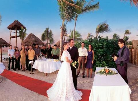 Grand Palladium Colonial Kantenah Wedding 3