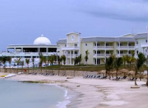 Grand Palladium Jamaica Resort Beach