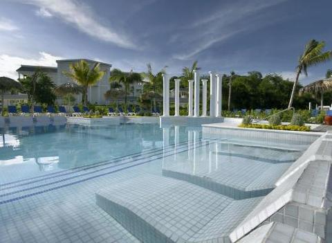 Grand Palladium Jamaica Resort Spa Pools 2