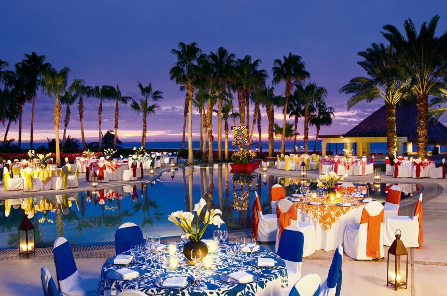 Hilton Los Cabos Beach And Golf Resort Wedding