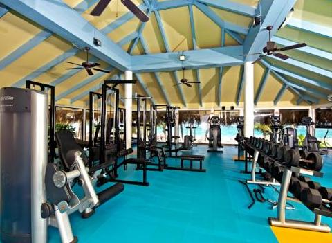 Iberostar Bavaro All Suite Resort Health Club Weight Room