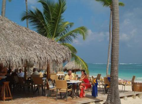 Iberostar Bavaro All Suite Resort Los Bohios Beach Restaurant