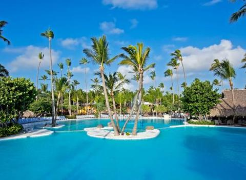 Iberostar Bavaro All Suite Resort Pool 2