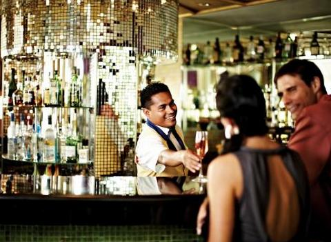 Iberostar Grand Hotel Paraiso Lobby Bar Courteous Staff