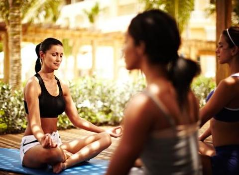 Iberostar Grand Hotel Rose Hall Activities Yoga
