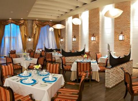 Iberostar Grand Hotel Rose Hall Italian Restaurant