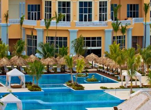Iberostar Grand Hotel Rose Hall Pool Bar