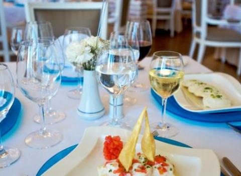 Iberostar Grand Hotel Rose Hall Restaurant With Savory Cuisine