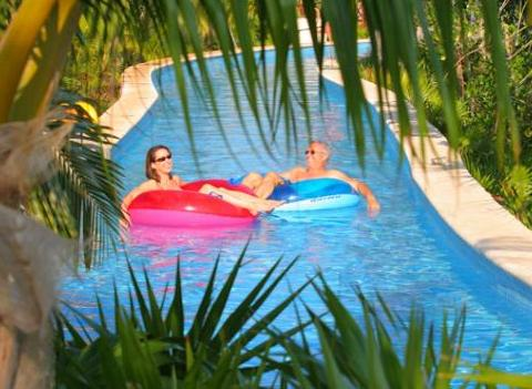 Iberostar Maya Pool Lazy River