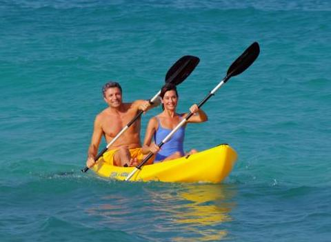 Iberostar Rose Hall Suites Water Sports Sea Kayak