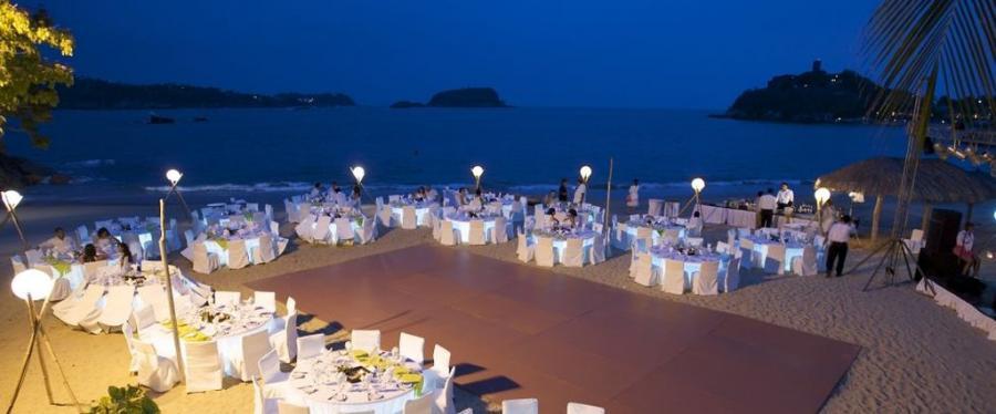 Las Brisas Huatulco Wedding