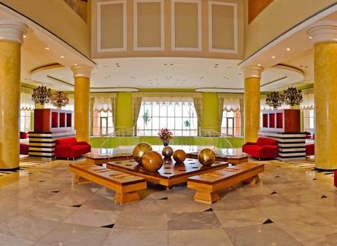 Lobby Of Iberostar Rose Hall Suites