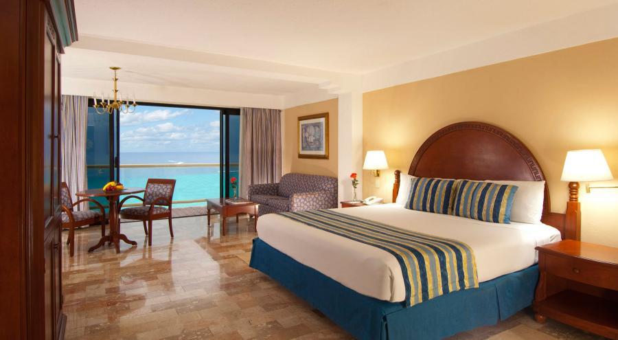Melia Cozumel All Inclusive Golf Beach Resort