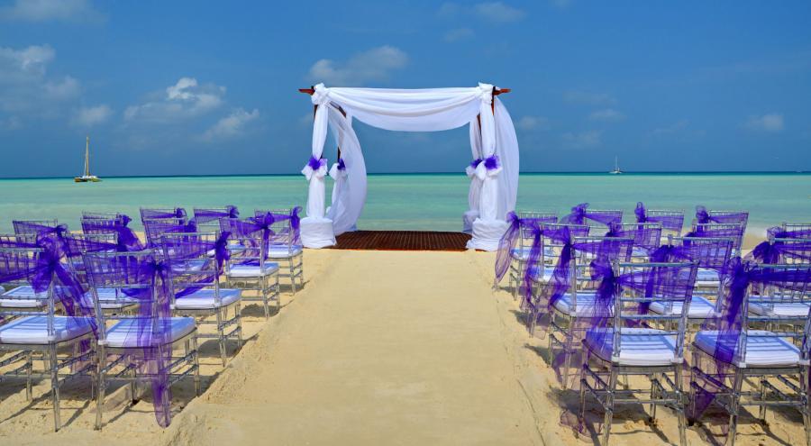 Occidental Grand Aruba Wedding 1