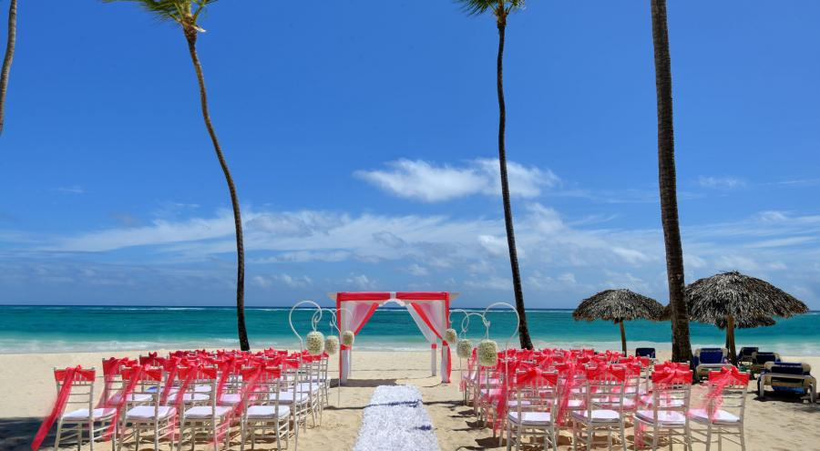 Dominican Republic All Inclusive Wedding