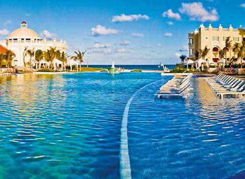 Pool At Iberostar Grand Hotel Paraiso
