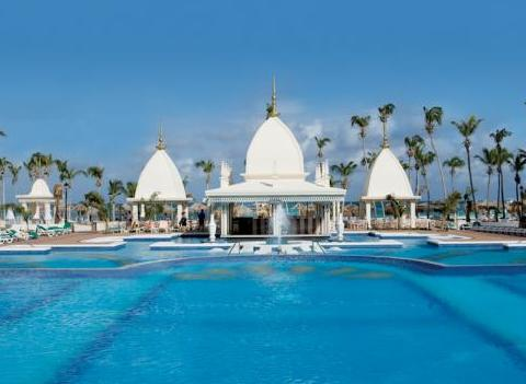 Pools Riu Palace Aruba