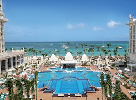 Riu Palace Aruba Pool 1