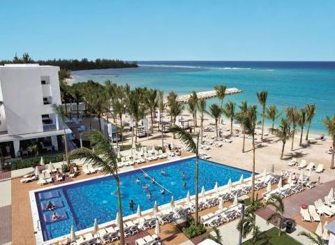 Riu Palace Jamaica Pool