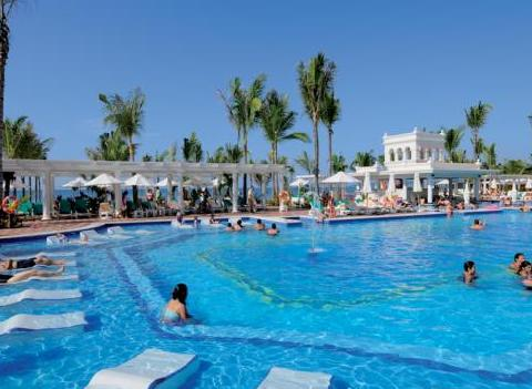 Riu Palace Pacifico Pools