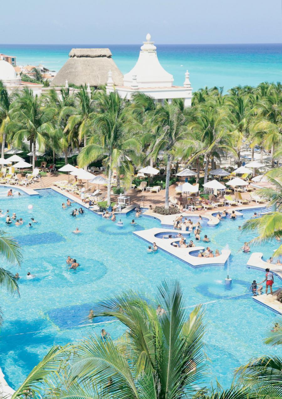 Riu Palace Riviera Maya All Inclusive Beach Resort