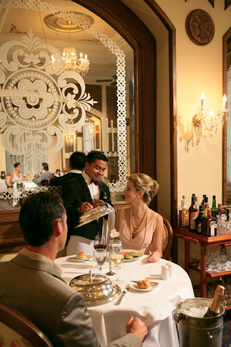 Riu Palace Riviera Maya Restaurant 1