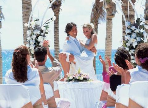 Riu Palace Riviera Maya Wedding
