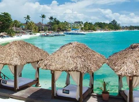 Sandals Negril Beach Resort Spa Beach 7