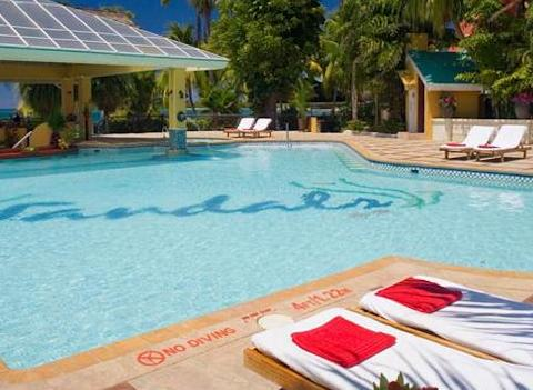 Sandals Negril Beach Resort Spa Pool 2