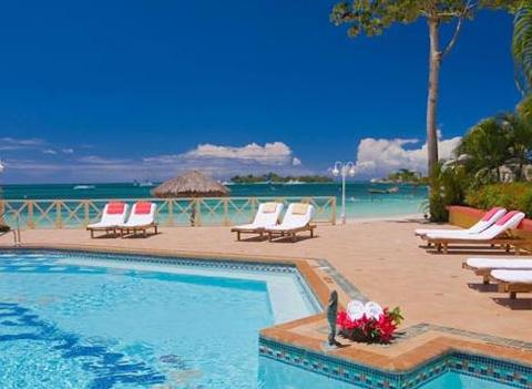 Sandals Negril Beach Resort Spa Pool 3