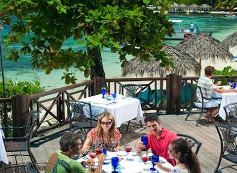 Sandals Negril Beach Resort Spa Restaurant 2