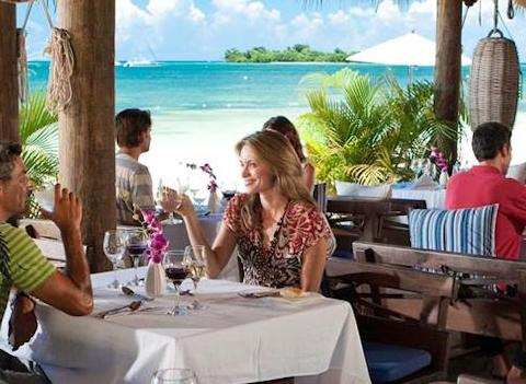 Sandals Negril Beach Resort Spa Restaurant 4