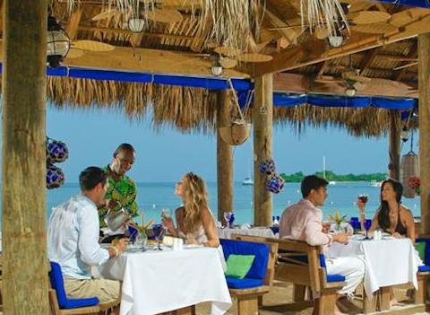 Sandals Negril Beach Resort Spa Restaurant