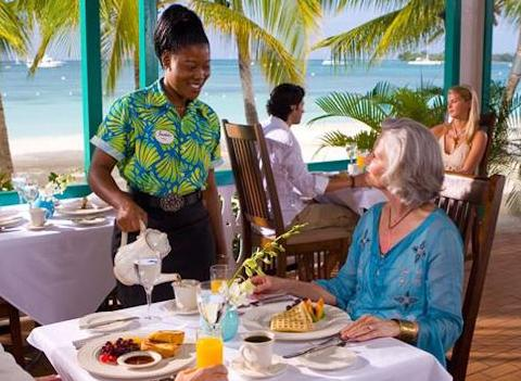 Sandals Negril Beach Resort Spa Restaurant 5