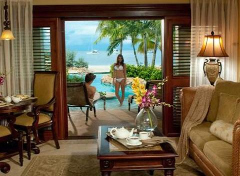 Sandals Negril Beach Resort Spa Room