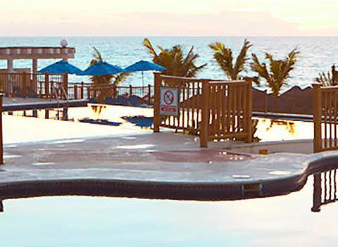 Seadust Cancun Family Resort Pool 1