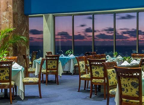 Seadust Cancun Family Resort Restaurant