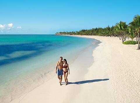 Secrets Aura Cozumel Beach 9