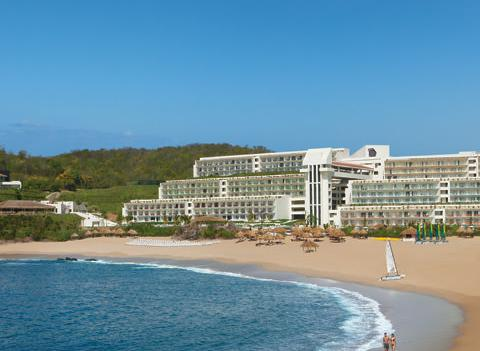 Secrets Huatulco Resort Spa Beach 1
