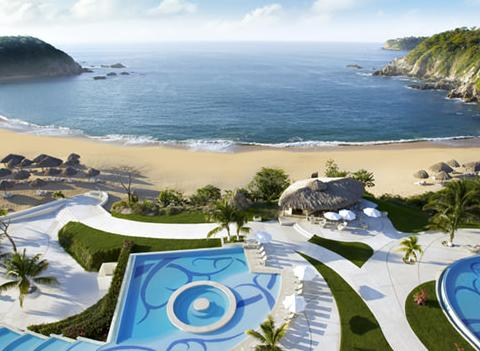 Secrets Huatulco Resort Spa Beach 2