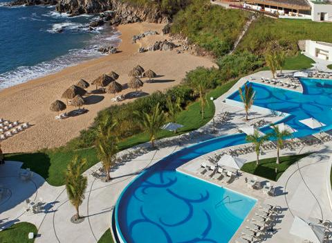 Secrets Huatulco Resort Spa Beach 3