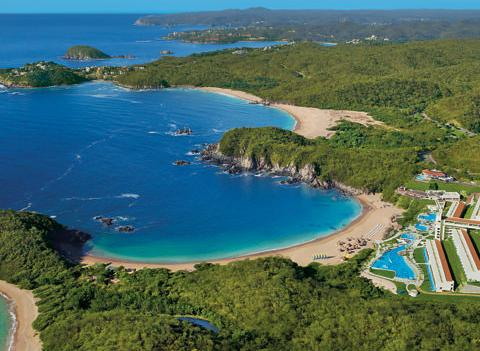 Secrets Huatulco Resort Spa Beach 4